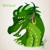 Whirlpool the seawing